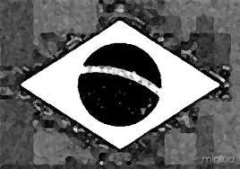 bandeira do brasil negra