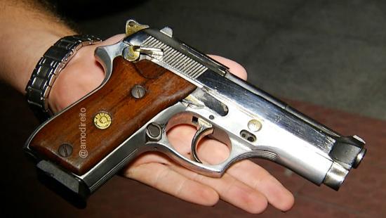 Comissão da Câmara dos Dep. amplia direito de portar arma de fogo e revoga Estatuto do Desarmamento