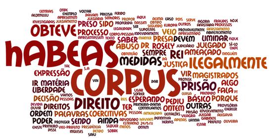 Resultado de imagem para habeas corpus porte de arma