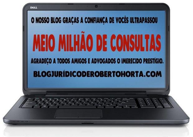 BLOG MEIO MILHÃO